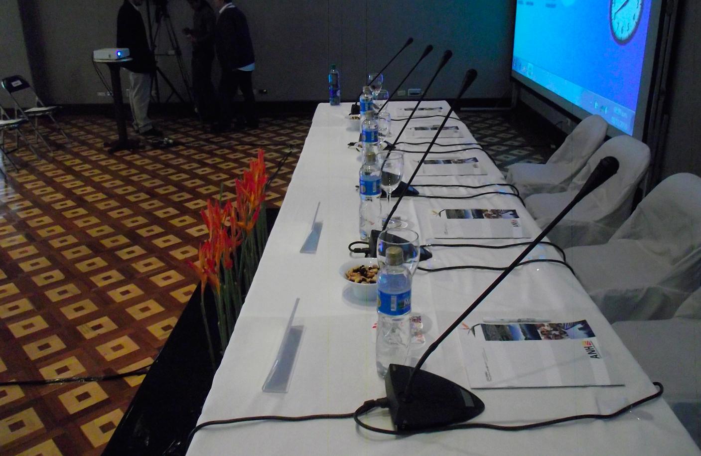 Unidades de conferencia
